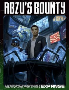 The Expanse RPG: Abzu's Bounty